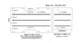 Sprinter Crafter Boden mit Lastenverankerungs- Schienen L3 301