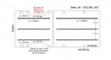 Fiat Ducato L5 Boden Ladungssicherungs - Schienen 3x