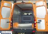 Transit neu Seitenverkleidung aus Aluminium ( L3 )