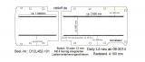 Daily Boden mit 4 Zurrschienen längs - L4 T101