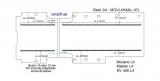 Movano Master Boden mit 4 Ladungssicherungs-Schienen (L4 T101)