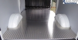 Hyundai H 350 Boden aus Aluminium L2