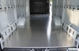 MAN TGE - Crafter Boden aus Aluminium L4