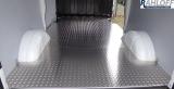 Crafter - MAN TGE Boden aus Aluminium L3