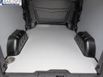 Trafic Vivaro NV300 Talento Doppelkabine Boden mit Siebdruck-Beschichtung (L2)