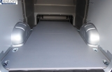 MAN TGE - Crafter Plus - Doppelkabine Siebdruck Bodenplatte - L3