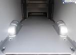 Crafter Plus - MAN TGE - Doppelkabine - Siebdruck Boden - L5 lang + Überhang