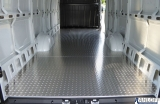 Crafter neu Boden aus Aluminium L5 extralang