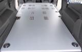 T5 / T6 Caravelle Boden mit Sitz - Ausschnitten und Deckeln L2