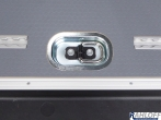 VW Crafter MAN TGE neu Zurrmulden zur Bodenbefestigung - Zinkblech