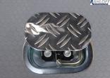 VW Crafter MAN TGE neu Aludeckel - Passend zur Zurrmulde