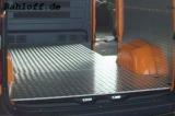 Sprinter neu Modell 2018 Boden Aluminium Riffelblech L4