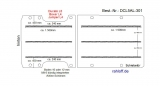 Citroen Jumper L4 Boden Ladungssicherungs - Schienen 3x