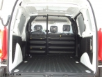 Peugeot Partner Laderaumschutz aus Aluminium ( L1 + L2 )