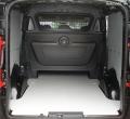 Toyota Proace alt bis 06-2016,  Doppelkabine Seitenverkleidung L2