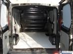 Vivaro Trafic Laderaumverkleidung Kunststoff L1 alt